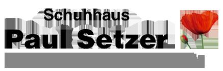 Schuhhaus Paul Setzer in Niedernhall